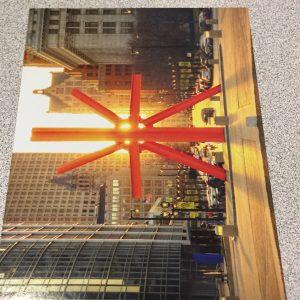 The Calling Postcard