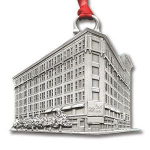 2015 – Posner Building Ornament