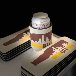 Brew City Snap Koozie