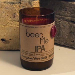 Beer Me IPA Candle