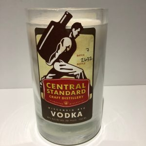 Central Standard Wisconsin Rye Vodka Candle