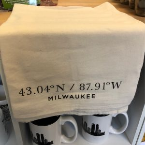 Milwaukee Coordinates Flower Sack Towel