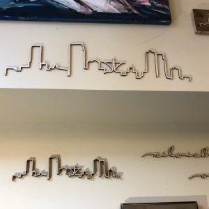 Milwaukee Floating Skyline