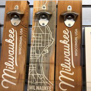 Milwaukee Bottle Opener