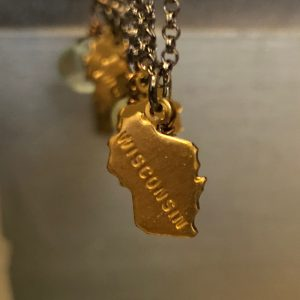 Wisconsin Necklace